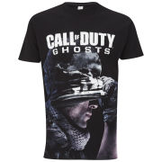 Call Of Duty Ghosts Men's Disguise T-Shirt - Black
