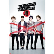 5 Seconds of Summer Album Cover - Maxi Poster - 61 x 91.5cm