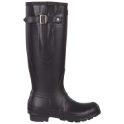 Hunter Women's Original Adjustable Wellies - Aubergine