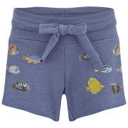 Wildfox Women's Fishes The Cutie Shorts - Night Run
