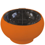Supagrill Pod Table Top BBQ - Orange