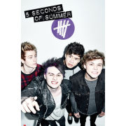 5 Seconds of Summer Single Cover - Maxi Poster - 61 x 91.5cm