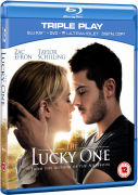 The Lucky One - Triple Play (Blu-Ray, DVD and UltraViolet Copy)