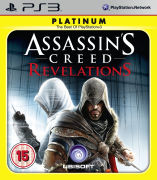 Assassin's Creed Revelations Platinum
