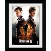 Doctor Who 50th Anniversary - 30 x 40cm Collector Prints