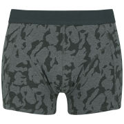 Jack & Jones Men's Originals Abdi Boxers - Grey Melange