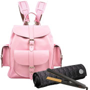 Grafea & ghd Bundle (Includes Grafea Pink Lemonade & ghd IVs with Mat)