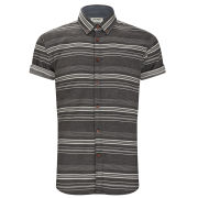 Jack & Jones Men's Duffle Shirt - Dark Grey