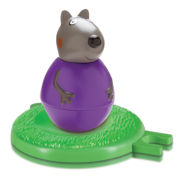 Danny Dog Weebles Wobbly Figure and Base