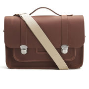 The Cambridge Satchel Company Men's Expedition Satchel - Brown