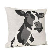 Malini Daisy Jacquard Woven Cushion
