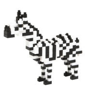 Nanoblock Zebra