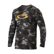 Oakley Men's Uniform Baselayer Top - Olive Camo