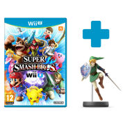 Super Smash Bros. for Wii U + Link No.5 amiibo