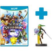 Super Smash Bros. for Wii U + Link No.5 amiibo