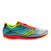 Saucony Women's Type A6 Running Shoes - Blue/Blue/Yellow