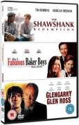 Glengarry Glen Ross/Shawshank Redemption/Fabulous Baker Boys
