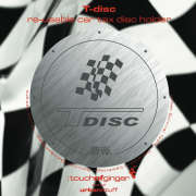 Touch of Ginger T-Disc Tax Disc Holder