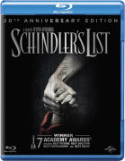 Schindler's List - 20th Anniversary Edition (Includes Digital and UltraViolet Copies)