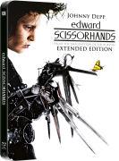 Edward Scissorhands - Limited Edition Steelbook (Includes DVD)