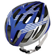 Carrera Rocket 2014 Road Helmet - Blue/White