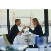 Dinner Cruise on the Thames for Two Special Offer