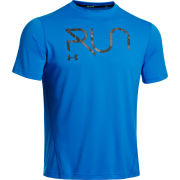 Under Armour Men's Gridlock T-Shirt - Electric Blue/Black