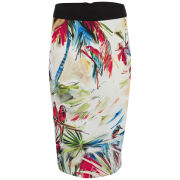 MILLY Women's Pencil Skirt - Multi
