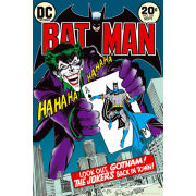 Batman Jokers Back - Maxi Poster - 61 x 91.5cm