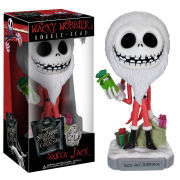 Nightmare Before Christmas Santa Jack Bobblehead