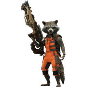 Hot Toys Guardians of the Galaxy Rocket Raccoon 1:6 Scale Figure