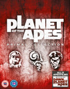 Planet Of The Apes: Primal Collection 1-8 Box Set