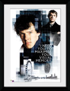 Sherlock Memory - 16x12 Framed Photographic