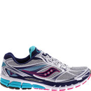 Saucony Women's Guide 8 Running Shoes - White/Pink