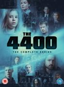 The 4400 - Seasons 1-4 Complete Box Set