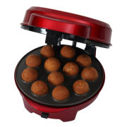 Gourmet Gadgetry Retro Diner 3-in-1 Cake Pops, Doughnuts and Cupcakes Maker