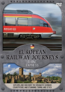 European Railway Journeys - The Rhine Express