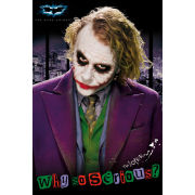 Batman (Dark Knight) Joker Solo - Maxi Poster - 61 x 91.5cm