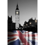 Tanya Chalkin Big Ben - Maxi Poster - 61 x 91.5cm