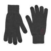 Original Penguin Men's Mokin Gloves - Charcoal Marl