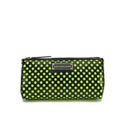 Marc by Marc Jacobs Techno Mesh Prism Cosmetic Bag - Black Multi