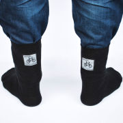 Reflective Biker Socks