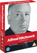 The Alfred Hitchcock Collection (Dial M for Murder / The Wrong Man / North by Northwest / Strangers on a Train)