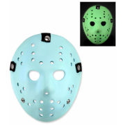 NECA Friday The 13th Jason Glow In The Dark Prop Replica Mask