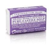 Dr. Bronner Organic Lavender Castile Liquid Soap (946ml)