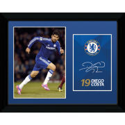 Chelsea Costa 14/15 - 16x12 Framed Photographic
