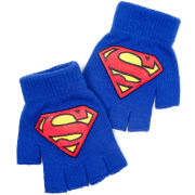 DC Comics Superman Fingerless Gloves