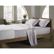 Sheridan 400TC Cotton Soft Sateen Duvet Cover - Dove