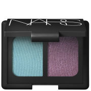 NARS High Seize Collection China Seas Duo Eyeshadow - Iridescent Turquoise with Gold Infusion/Iridescent Plum
