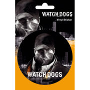 Watch Dogs Aiden - Vinyl Sticker - 10 x 15cm